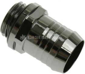 "Bitspower fitting 1/4"" on 13mm shiny black (BP-BSWP-C01)"