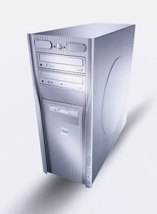 Fujitsu Scaleo 800s, Athlon XP 2400+