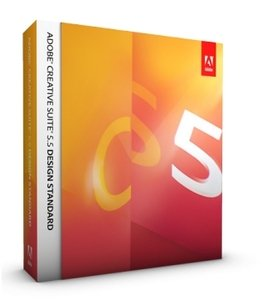Adobe: Creative Suite 5.5 Design Standard, update from single products (German) (PC) (65120945)