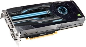 Gigabyte GeForce GTX 680, 2GB GDDR5, 2x DVI, HDMI, DisplayPort (GV-N680D5-2GD-B)