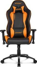 AKRacing Nitro Gamingstuhl, schwarz/orange (AK-NITRO-OR)