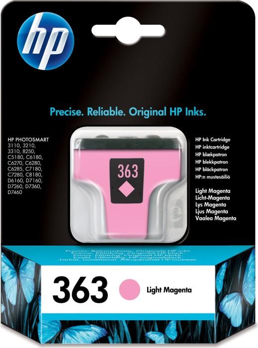 HP 363 Tinte magenta hell (C8775EE)