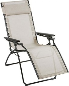 Lafuma Evolution Batyline Duo relaxing chair Galet (LFM2767_3294)