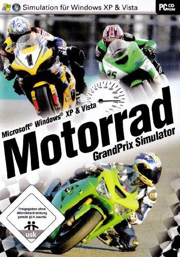 Motorrad Grand Prix Simulator (deutsch) (PC) -- via Amazon Partnerprogramm