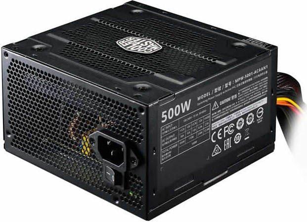 Cooler Master elite V3 500W ATX 2.31 (MPW-5001-ACAAN1/MPW-5001-ACABN1)
