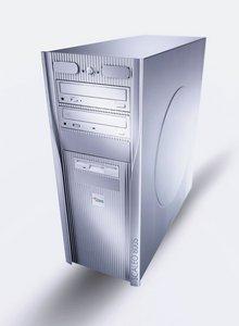 Fujitsu Scaleo 800si, Pentium 4 2.40GHz