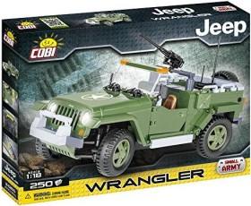Cobi Small Army Jeep Willys Wrangler (24260)