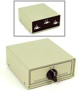 Belkin F1D052 SWITCH BOX 2POS ROTARY