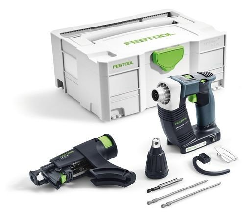 Festool DWC 18-4500 Li Basic cordless drywall screwdriver solo incl. case (574747)