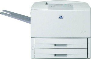 HP LaserJet 9040N, S/W-Laser (Q7698A)