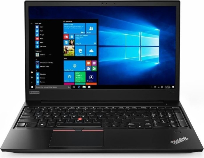 Lenovo ThinkPad E580 schwarz, Core i5-8250U, 8GB RAM, 1TB HDD, 256GB SSD (20KS003GGE)