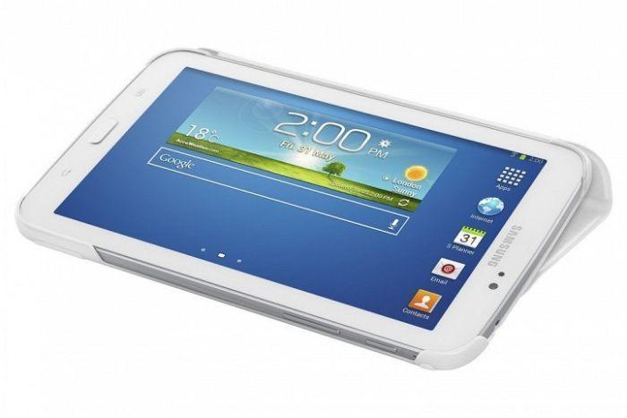 Samsung Diary Tasche für Galaxy Tab 3 8.0 weiß (EF-BT310BWEGWW)