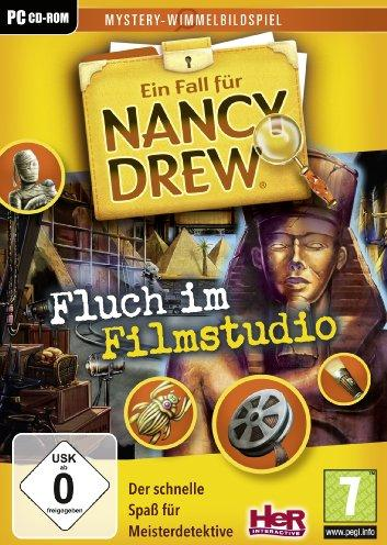Nancy Drew - Fluch im Filmstudio (deutsch) (PC) -- via Amazon Partnerprogramm