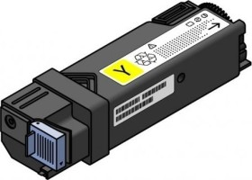 Compatible toner to Konica Minolta 1710589-005 yellow high capacity