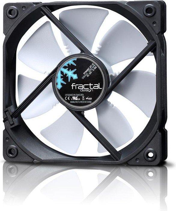 Fractal Design Dynamic GP-12 white, 120mm (FD-FAN-DYN-GP12-WT & FD-FAN-GP-12 W)
