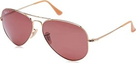 Ray-Ban RB3689 55mm gold/purple classic (RB3689-9064AF)