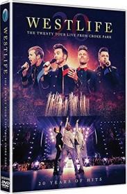 Westlife - Live At Croke Park Stadium
