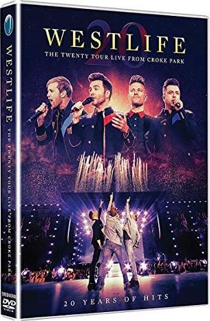 Westlife - Live At Croke Park Stadium -- via Amazon Partnerprogramm
