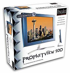 "Guillemot / Hercules ProphetView 920 Pro, 17"", 1280x1024, analog (4780322)"