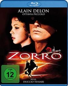 Alain Delon Zorro (Blu-ray)