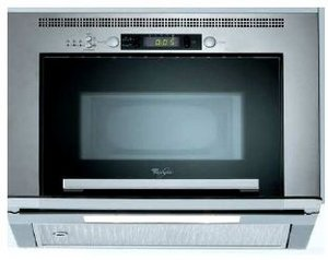 whirlpool AVM 960 microwave with fume hood