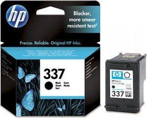 HP 337 Druckkopf mit Tinte schwarz (C9364EE)