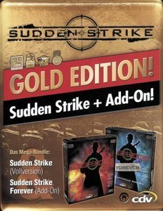 Sudden Strike Gold Edition (deutsch) (PC)
