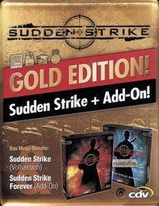 Sudden Strike Gold Edition (German) (PC)