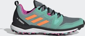 adidas Terrex Agravic hazy emerald/screaming orange/screaming pink (Herren) (FW5127)