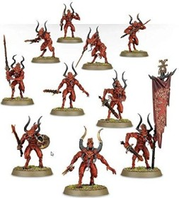 Games Workshop Warhammer Age of Sigmar - Blades of Khorne - Bloodletters (99129915049)