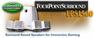 Creative FourPointsurround FPS1500