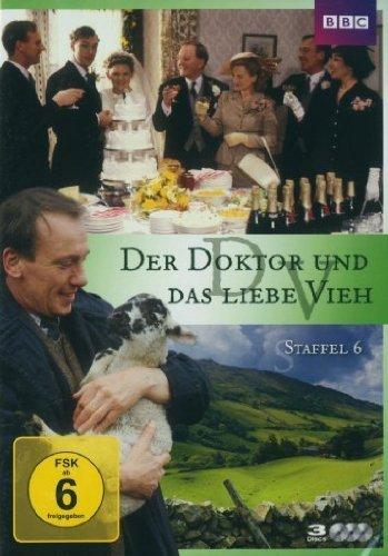 Der Doktor und das liebe Vieh Staffel 6 -- via Amazon Partnerprogramm