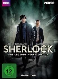 Sherlock Season 2 (DVD)