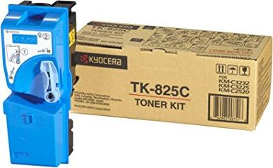 Kyocera TK-825C Toner cyan (1T02FZCEU0) -- via Amazon Partnerprogramm