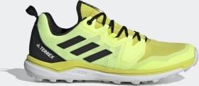adidas Terrex Agravic acid yellow/core black/hi-res yellow (Herren) (FW5130)