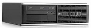 HP Compaq 6005 Pro SFF, Phenom II X2 B55, 8GB RAM, 320GB, Windows 7 Professional (AT496AV)