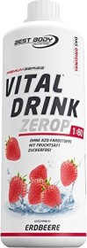Best Body Nutrition Low Carb vital Drink strawberry 1l