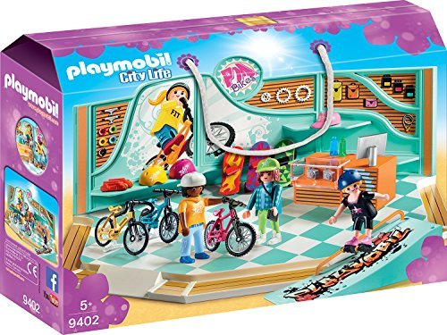 playmobil - City Life - Bike & Skate Shop (9402) -- via Amazon Partnerprogramm