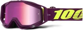 100% Racecraft Goggle klepto/mirror pink lens (50110-317-02)