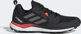 adidas Terrex Agravic core black/grey four/solar red (Herren) (FX6859)