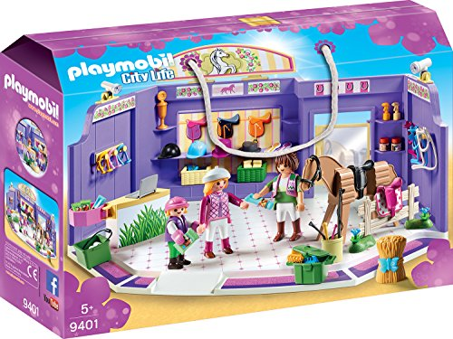 playmobil City Life - Reitsportgeschäft (9401) -- via Amazon Partnerprogramm