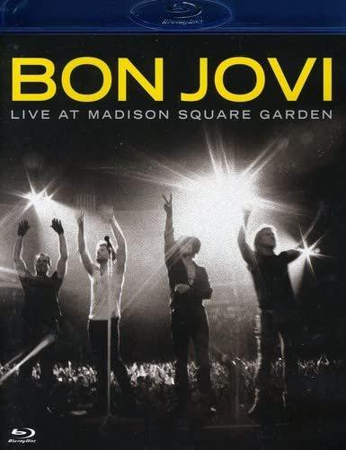 Bon Jovi - Live At Madison Square Garden (Blu-ray) -- via Amazon Partnerprogramm