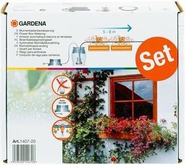 Gardena Micro-Drip-System Blumenkasten-Bewässerung (1407)
