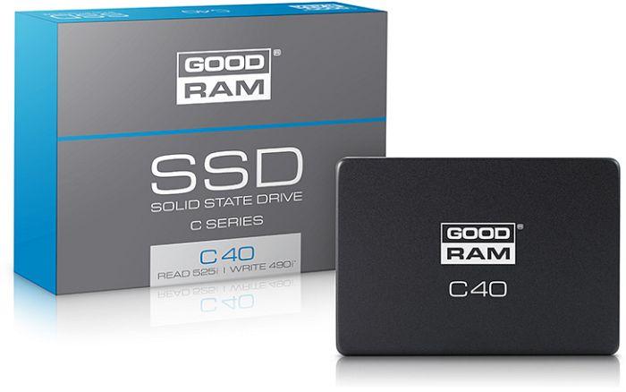 Goodram C40 120GB, SATA (SSDPR-C40-120)