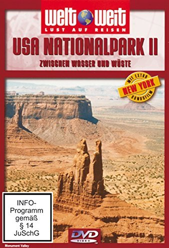 USA - Nationalparks Teil 2 -- via Amazon Partnerprogramm