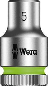 """Wera 8790 HMA Zyklop Außensechskant Stecknuss 1/4"""" 5x23mm (05003503001)"""