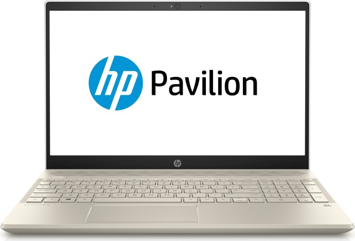 HP Pavilion 15-cs0205ng Ceramic white/Pale Gold (4FR08EA#ABD)