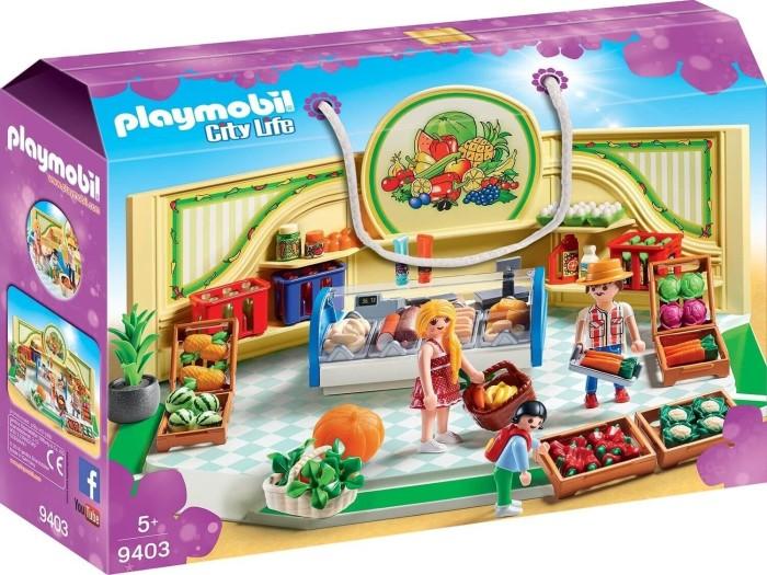 playmobil - City Life - Bioladen (9403) -- via Amazon Partnerprogramm