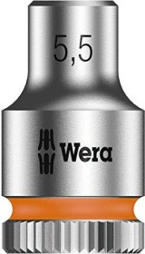 """Wera 8790 HMA Zyklop Außensechskant Stecknuss 1/4"""" 5.5x23mm (05003504001)"""