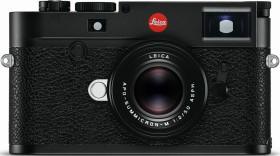 Leica M10-R Typ 6376 schwarz verchromt Body (20002)